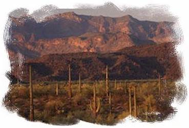 Arizona mountains